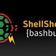 Shellshock logo and banner