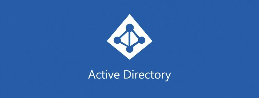 Active-Directory Logo on blue background
