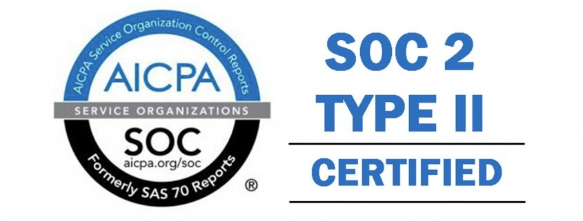 SOC-II-Certified Logo