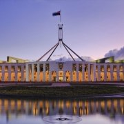 Australian-Government building