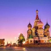 Red-Square skyline