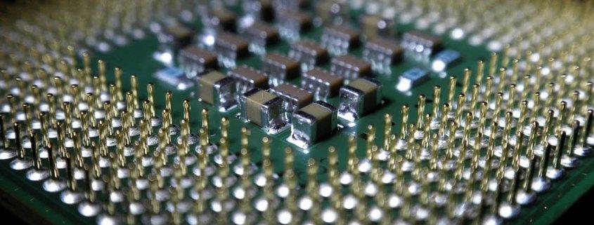 CPU up close
