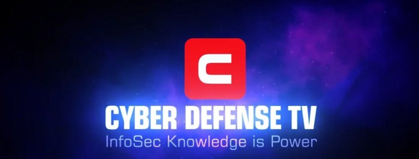 Cyber-Defense TV logo