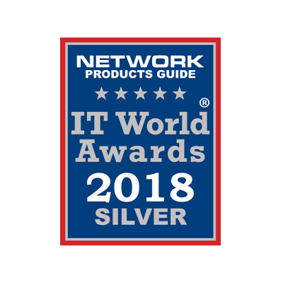 network products guide award banner