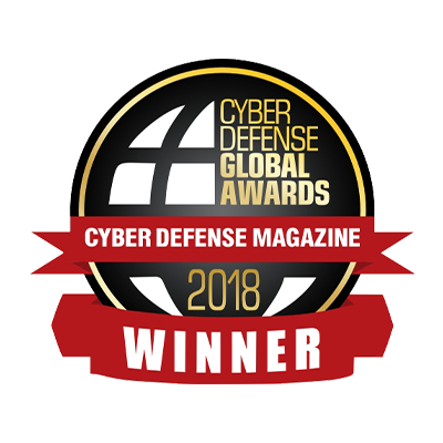 Cyber Defense Global Award banner