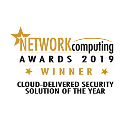network computing award banner