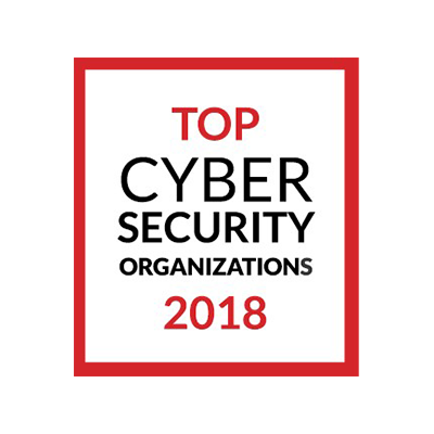 Cybersecurity award banner
