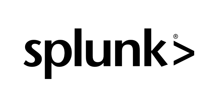 Splunk logo grayscale