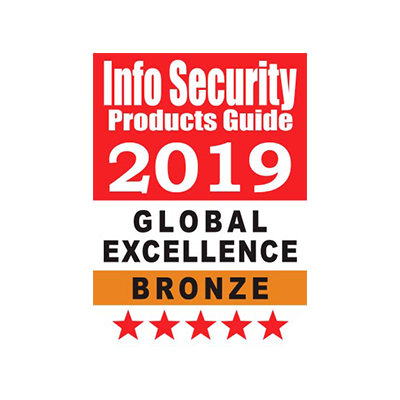 Info Security Award banner