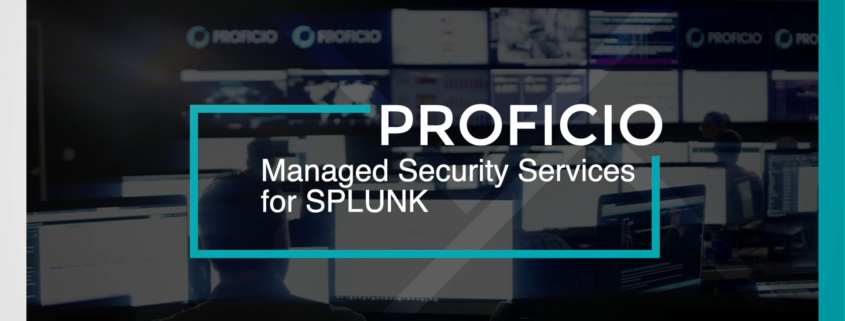 Proficio Splunk Managed Services Video Thumbnail