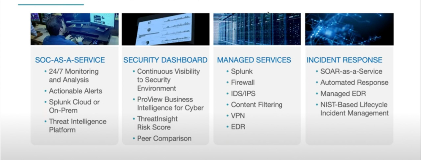 Splunk Services Service Highlights Header