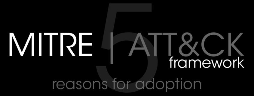 MITRE ATT&CK Adoption