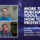 Purchasing Tools Cybersecurity Protection