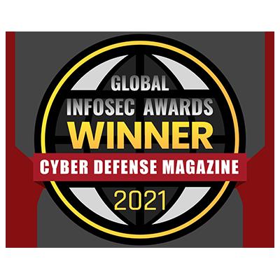 INFOSEC Cyber Defense Magazine Award 2021